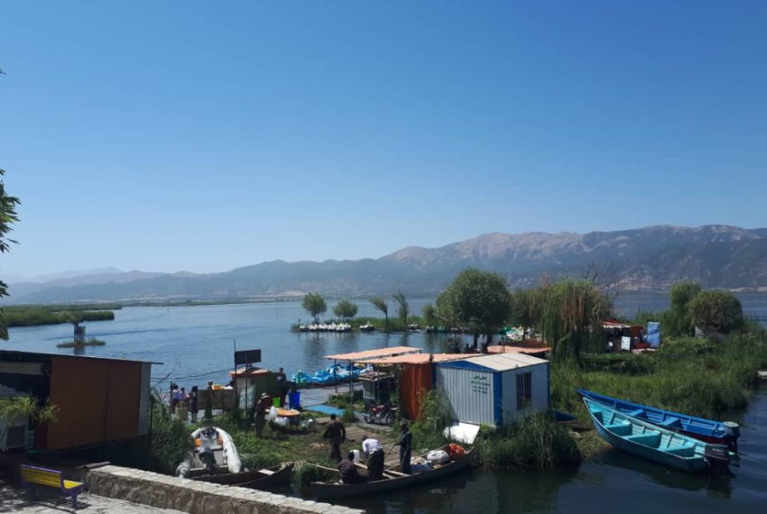 دریاچه زریبار مریوان